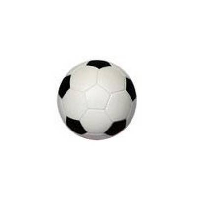 Picture of Soccer Ball Black White
