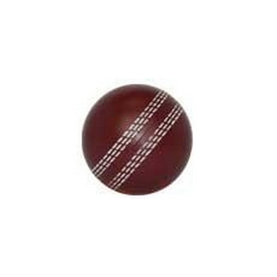 Picture of Stress Cricket Ball Burgundy