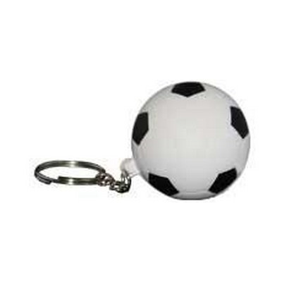 Picture of Soccer Ball Keyring