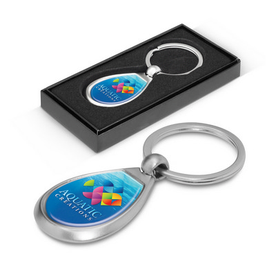 Picture of Drop Metal Key Ring