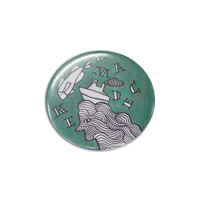 Picture of Button Badge Round - 58mm