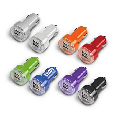 Picture of Dual USB Car Charger