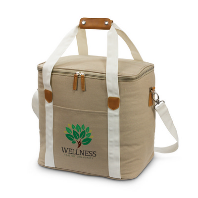 Picture of Canvas Cooler Bag