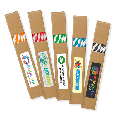 Picture of Paper Drinking Straws