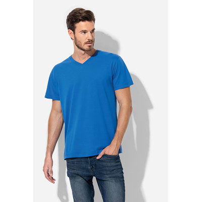 Picture of Mens Classic-T V-neck