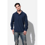 Mens Polo Long Sleeve