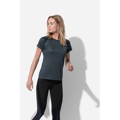 Picture of Womens Active Team Raglan