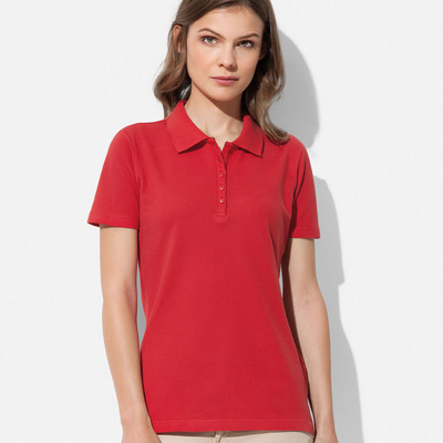 Picture of Womens Premium Cotton Polo