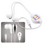 Zen Retractable Earbuds  Headphones