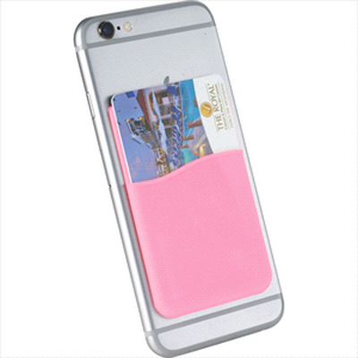 Picture of Slim Silicone Card Wallet