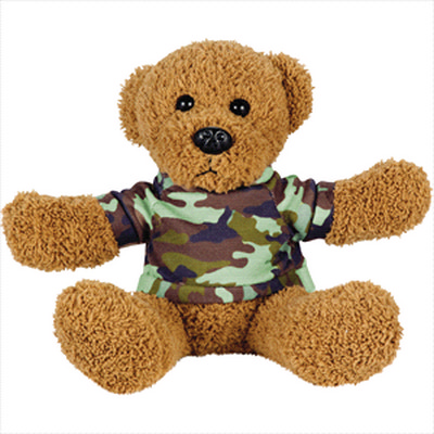 Picture of 8     Plush Rag Bear with Shirt