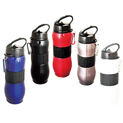 Picture of Sport Drink Bottle With Carabiner-Bpa Fr