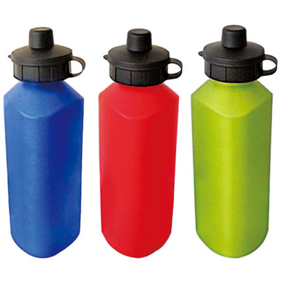 Picture of Triangle Aluminium Sport Bottle-Bpa Free