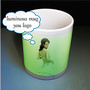 Luminous Ceramic Mug 11 Oz (Printed With