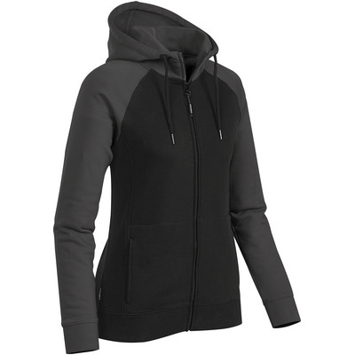 Picture of Womens Omega Zip Hoody