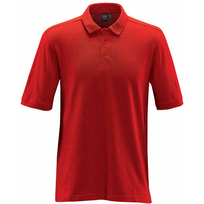 Picture of Mens Omega Cotton Polo