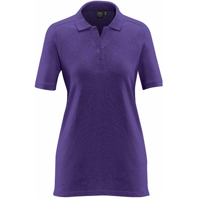 Picture of Womens Omega Cotton Polo