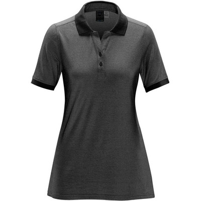 Picture of Womens Sigma Poly Cotton Polo