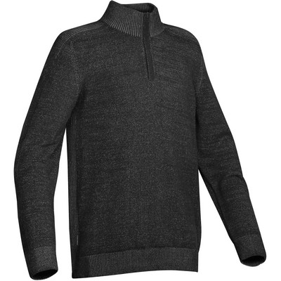 Picture of Mens Loden LS Mock Neck