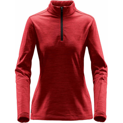 Picture of Womens Base Thermal 14 Zip