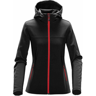 Picture of Womens Orbiter Softshell Hoody