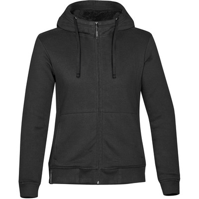 Picture of Womens Yeti Shearling Hoody