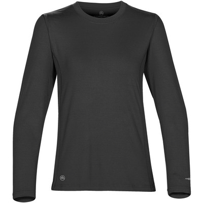 Picture of Womens Lotus H2X-Dry LS Tee