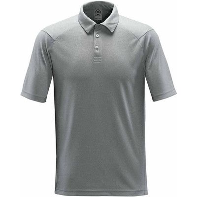 Picture of Mens Mistral Heathered Polo