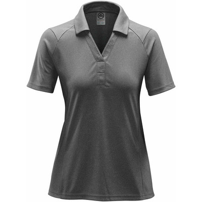 Picture of Womens Mistral Heathered Polo