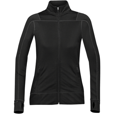Picture of Womens Lotus Full Zip Shell
