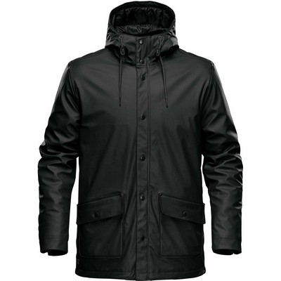 Picture of Mens Waterfall Insulated Rain Jacket