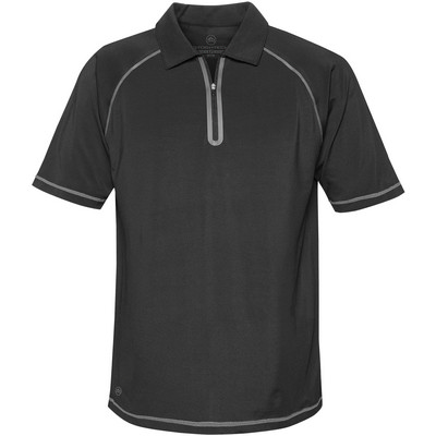 Picture of Mens Laser Technical Polo