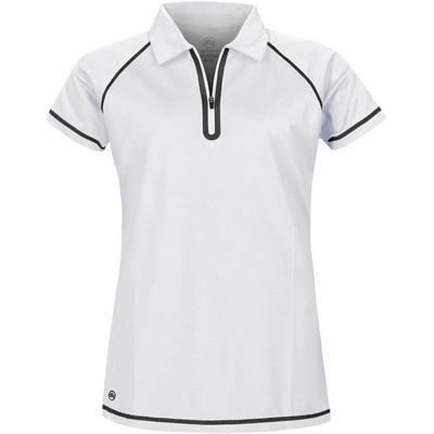 Picture of Womens Laser Technical Polo