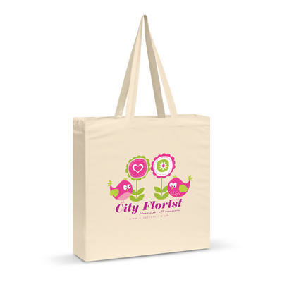 Picture of Carnaby Cotton Shoulder Tote