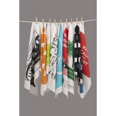 Picture of Cotton Tea towel unprinted