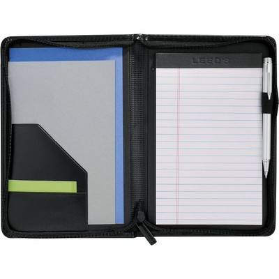 Picture of Windsor Impressions Jr. Zippered Padfolio