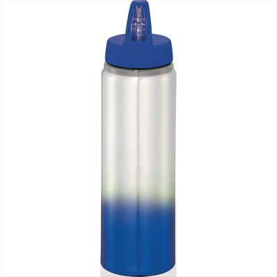 Picture of Gradient 25-oz. Aluminum Sports Bottle