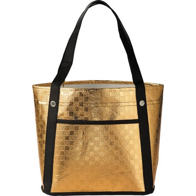 Picture of Metallic Mini Gift Tote
