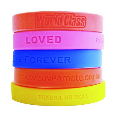 Picture of Debossed Wristband