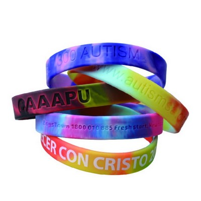 Picture of Marble Coloured Wristband