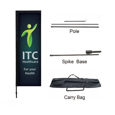 Picture of Large(70380cm) Rectangular Banners
