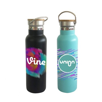 Picture of 600ml Double Wall Vacuum Bottle with Bam