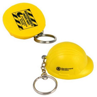 Picture of Helmet with Keyring Stress Item