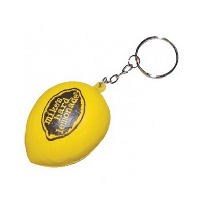 Picture of Lemon with Keyring Stress Item