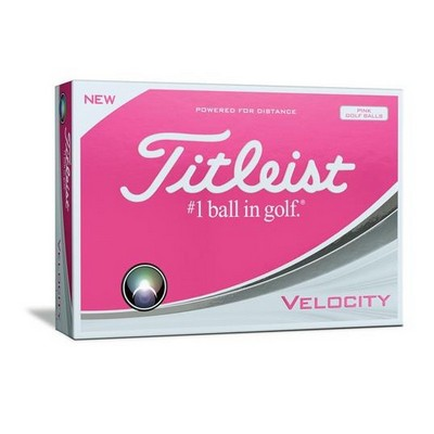 Picture of Prior Generation Titleist Velocity Golf