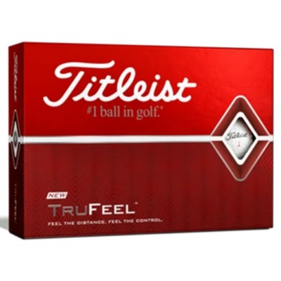 Picture of Titleist Trufeel - White (Ball)
