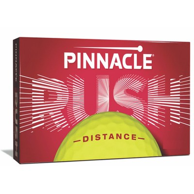 Picture of Pinnacle Rush Feel Yellow - Ball