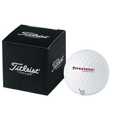 Picture of Titleist Standard 1Ball Box - TourSoft