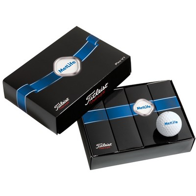 Picture of Titleist Packedge Custom Dozen - TruFeel