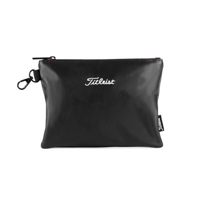 Picture of Titleist Players Zippered Valuables Bag